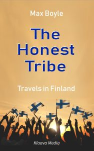 book cover image: The Honest Tribe by Max Boyle