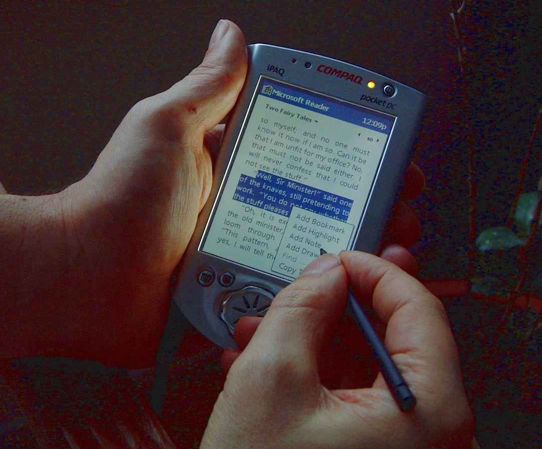 Palm Pilot, Palm OS software