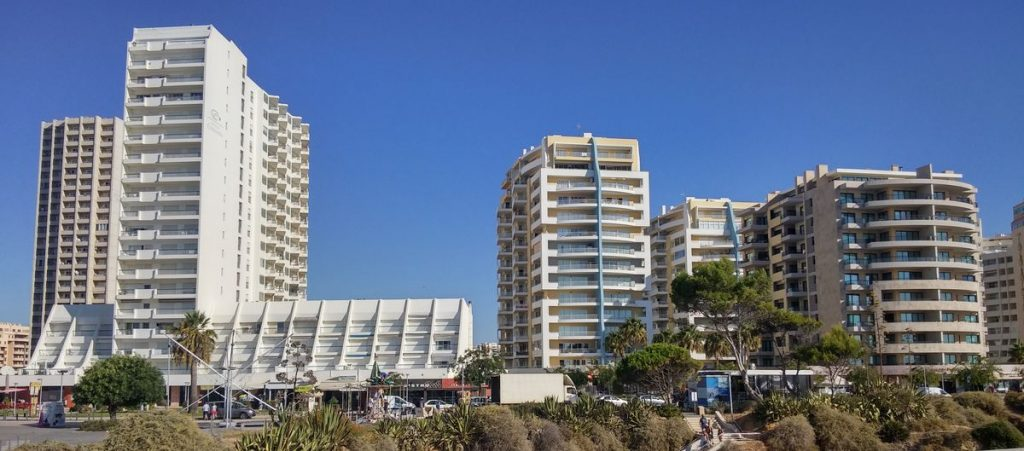 commercially managed tourist apartments in algarve, portugal