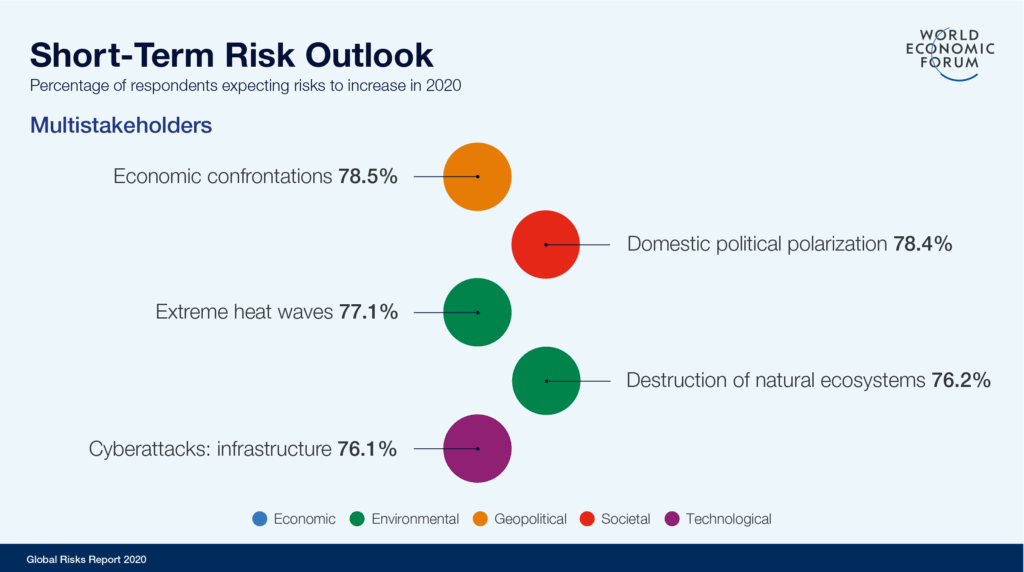 world economic forum: global risks report