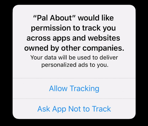 apple ios and ipados privacy tracking control feature